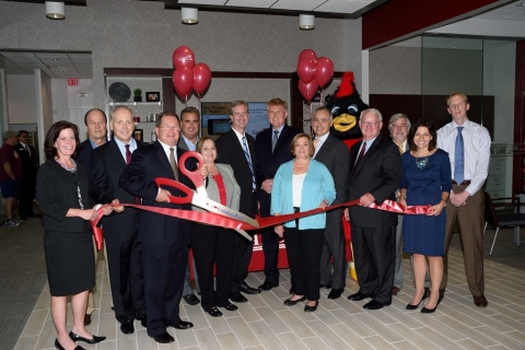 Cardinal Bank Builds New Office in University Mall Center