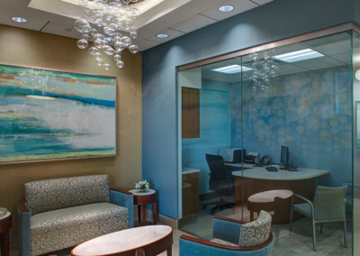The Lya Segall Ovarian Cancer Institute at Mercy Medical Center