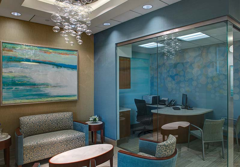Lya Segall Ovarian Cancer Institute at Mercy Medical Center