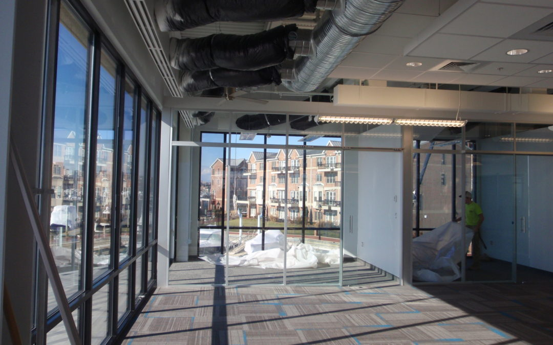 A New Office with a View