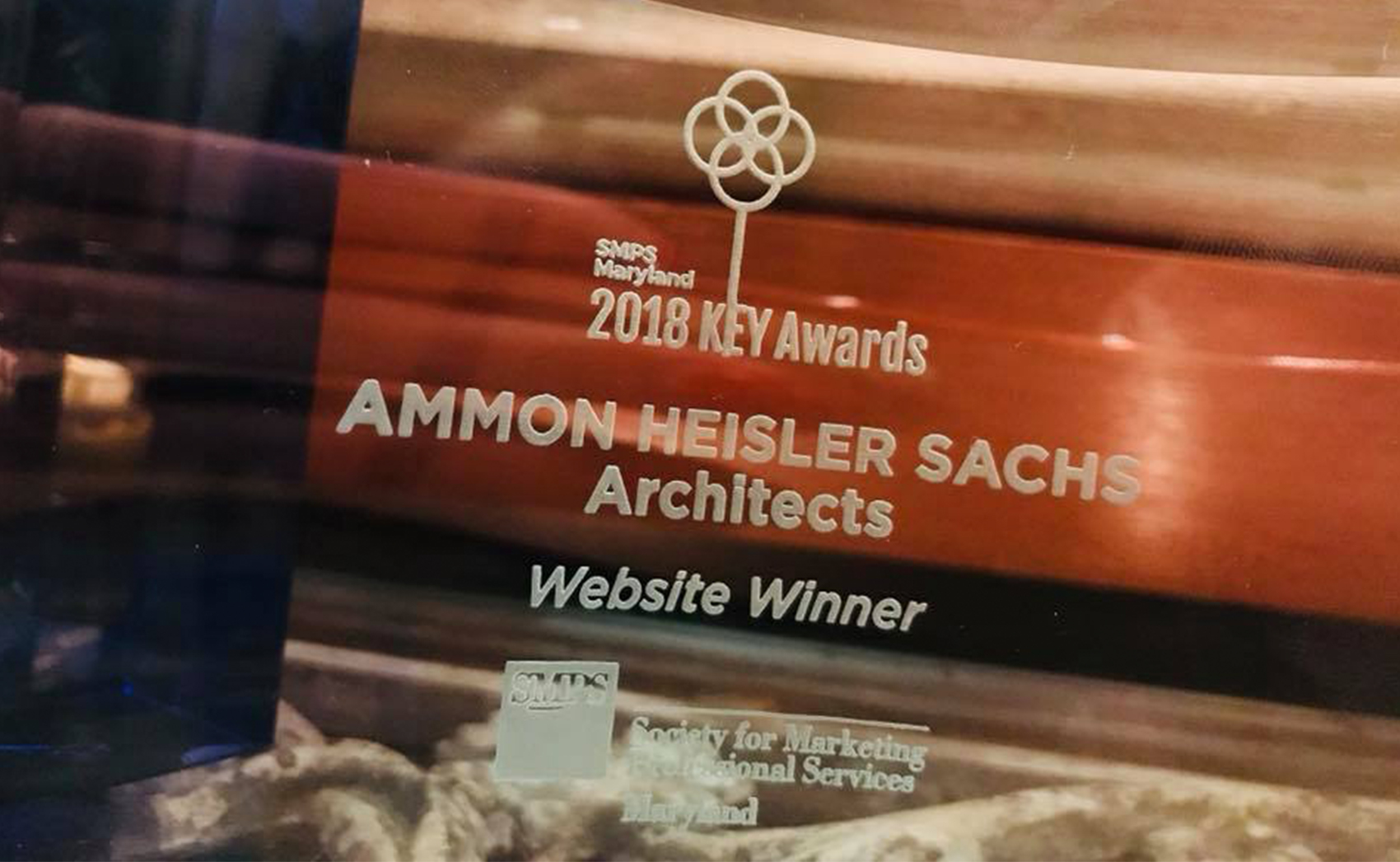 website award slider