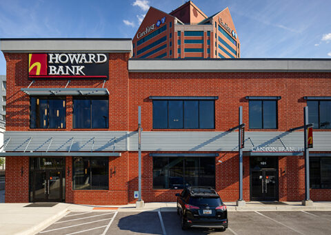 Howard Bank Headquarters