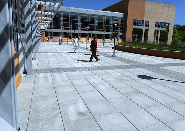 Commons Terrace Pavers