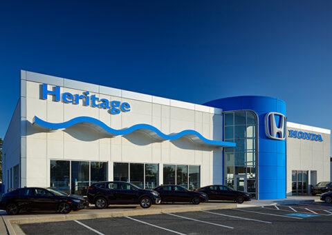 Heritage Honda Bel Air